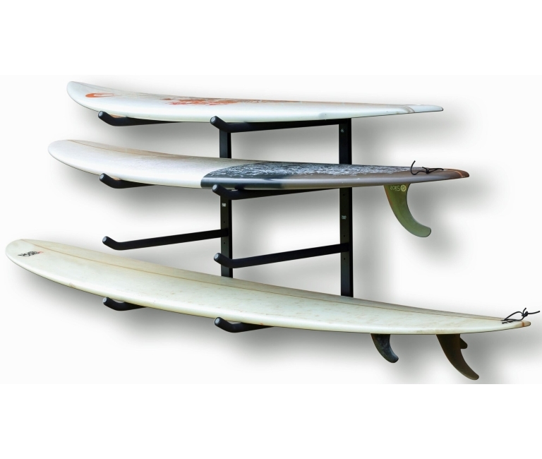 Surfboard Wall and Floor Racks