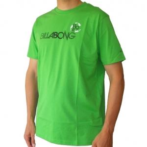 Billabong B9 T Shirt Vintage Green