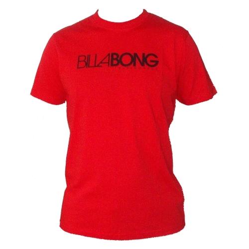 Billabong B Board T Shirt True Red