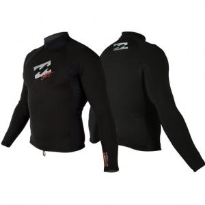 Billabong Furnace Long Sleeved Thermal polypro Rash Vest - Juniors