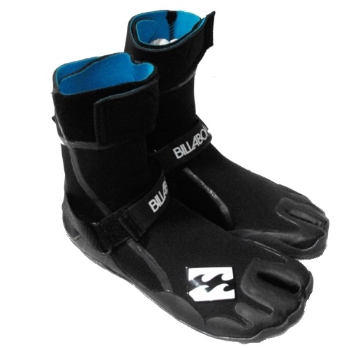 Billabong Mens 5mm Revolution Wetsuit Boots
