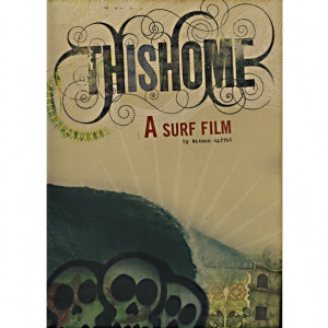This Is Home Surf DVD By Nathan Apffel