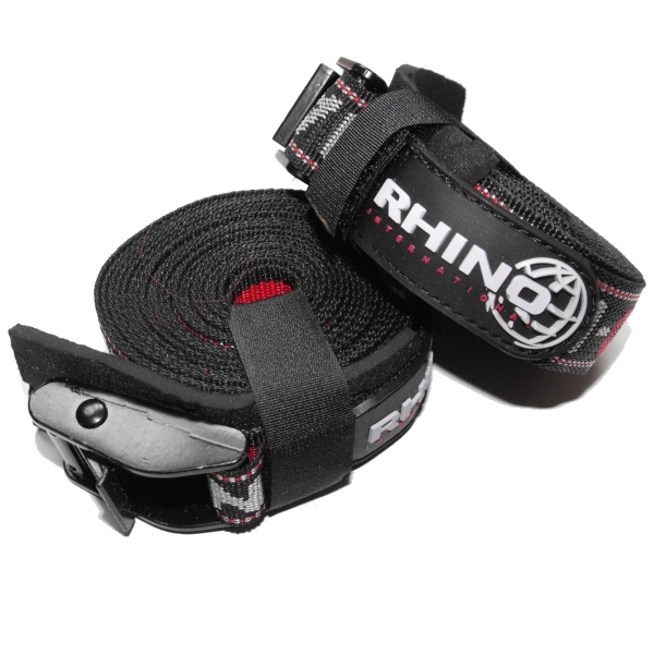 Rhino 3m Surfboard Tie Downs