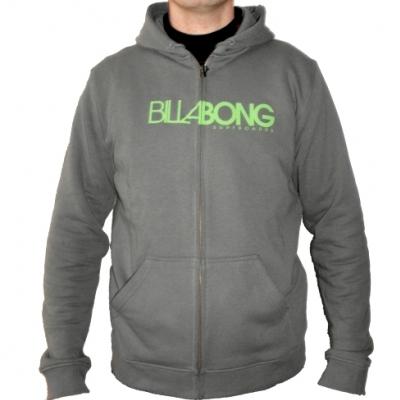 Billabong B Board Hooded Sweatshirt Surplus Green