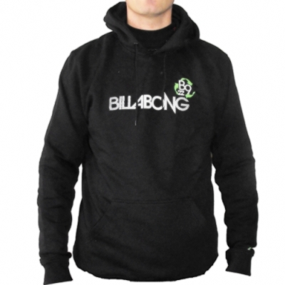 Billabong B9 Hooded Sweatshirt Black