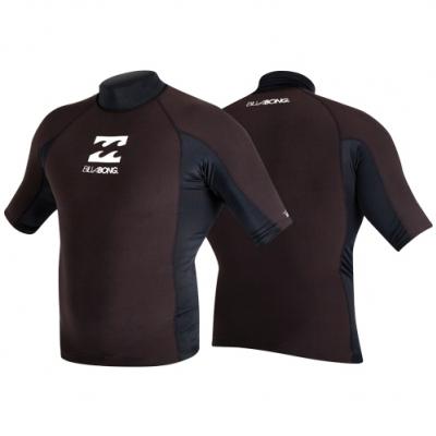 Billabong Furnace Short Sleeved Thermal polypro Rash Vest