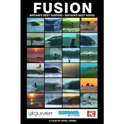 Fusion UK Surf DVD