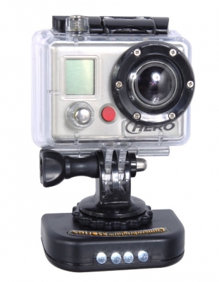 XSories Camera Bright Light for GoPro Cameras