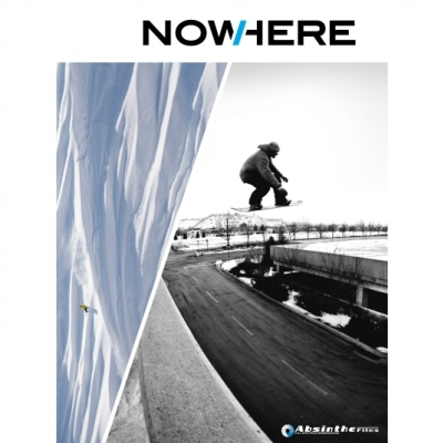 NowHere Snowboard DVD By Absinthe Films