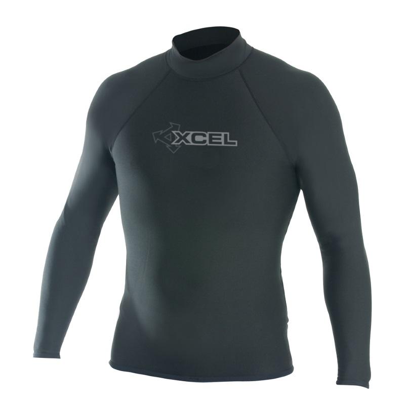 Xcel Polypro Long Sleeved Rash Vest