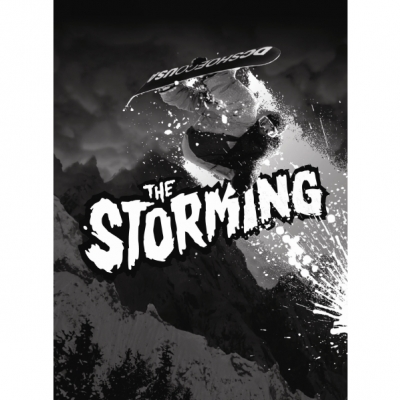 The Storming Snowboard DVD