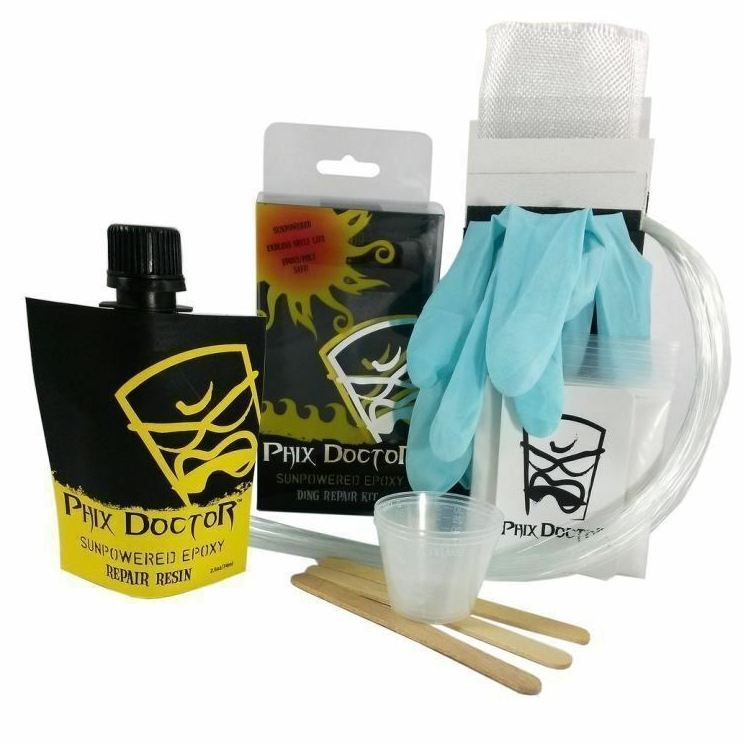Phix Doctor SunPowered Epoxy Repair kit