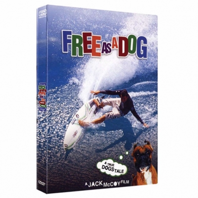 Free As A Dog DVD - Joel Parkinson