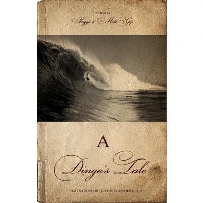 A Dingo's Tale DVD Dean Morrison