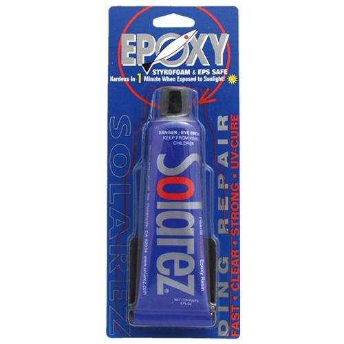 Solarez 2oz Epoxy Fiberfill Surfboard Ding Repair Kit