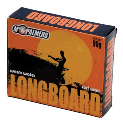 Mrs Palmers Longboard Surf Wax - Cold Water - 4 Block Pack