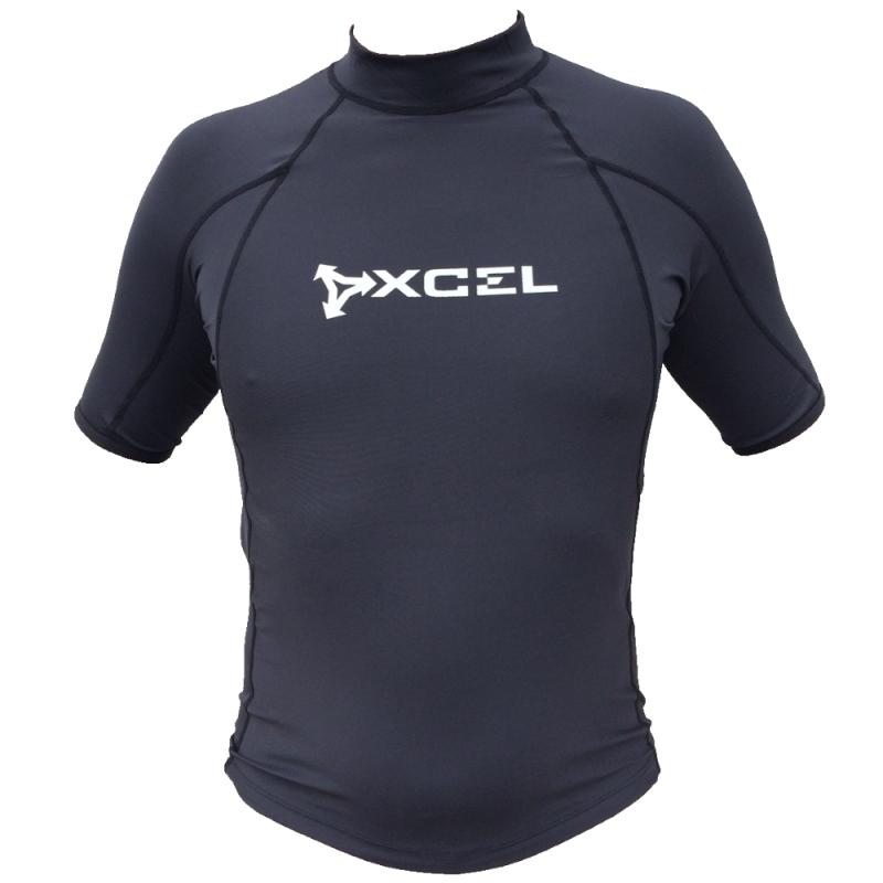 Xcel Drylock WRF Rash Vest Short Sleeved