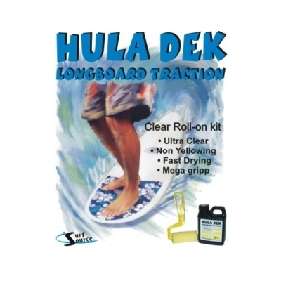 HULA DEK SUP and Surfboard Traction System