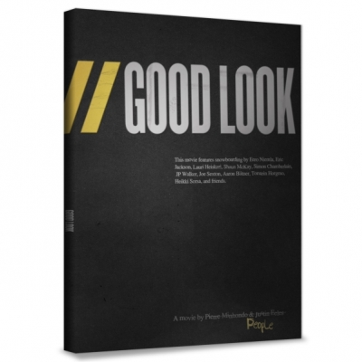 Good Look Snowboard DVD By People Films