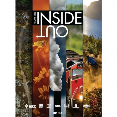 From The Inside Out Mountainbike BluRay DVD Twinpack