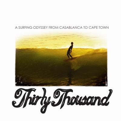Thirty Thousand Surf DVD