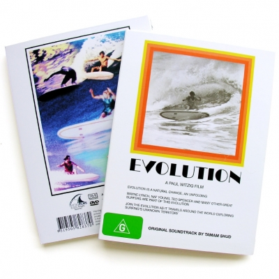 Evolution 1969 Surf DVD By Paul Witzig