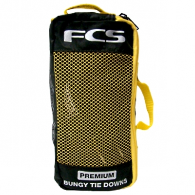 FCS Bungee Tie Down Straps for Surfboards