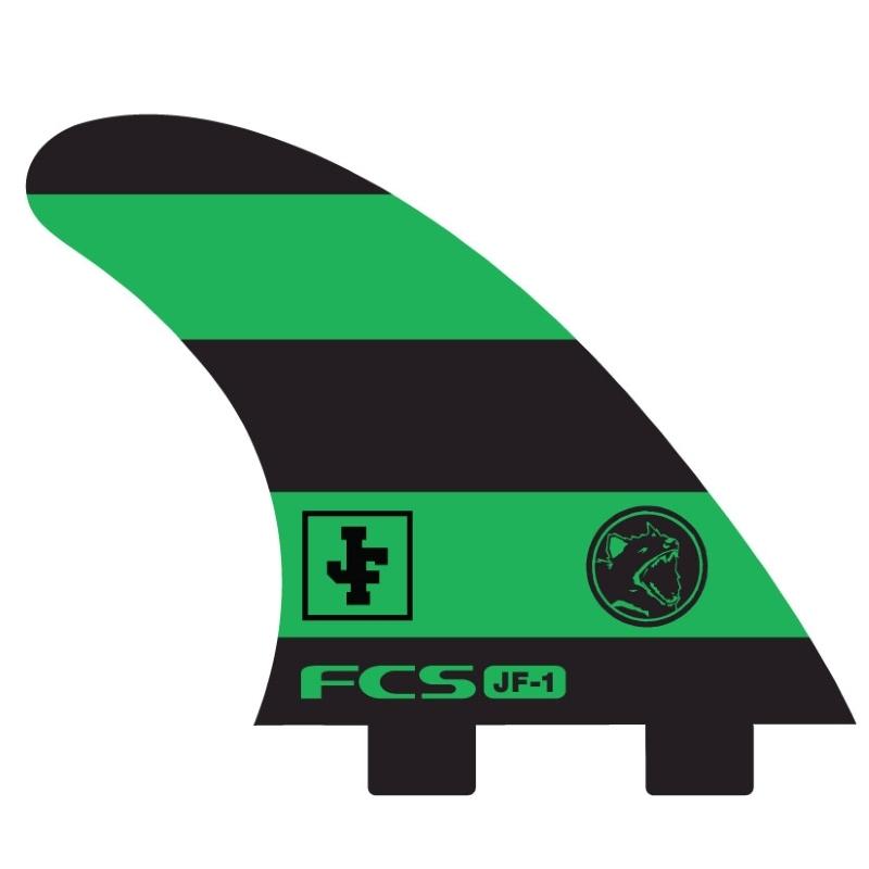 FCS JF1 Surfboard Fin Set PG
