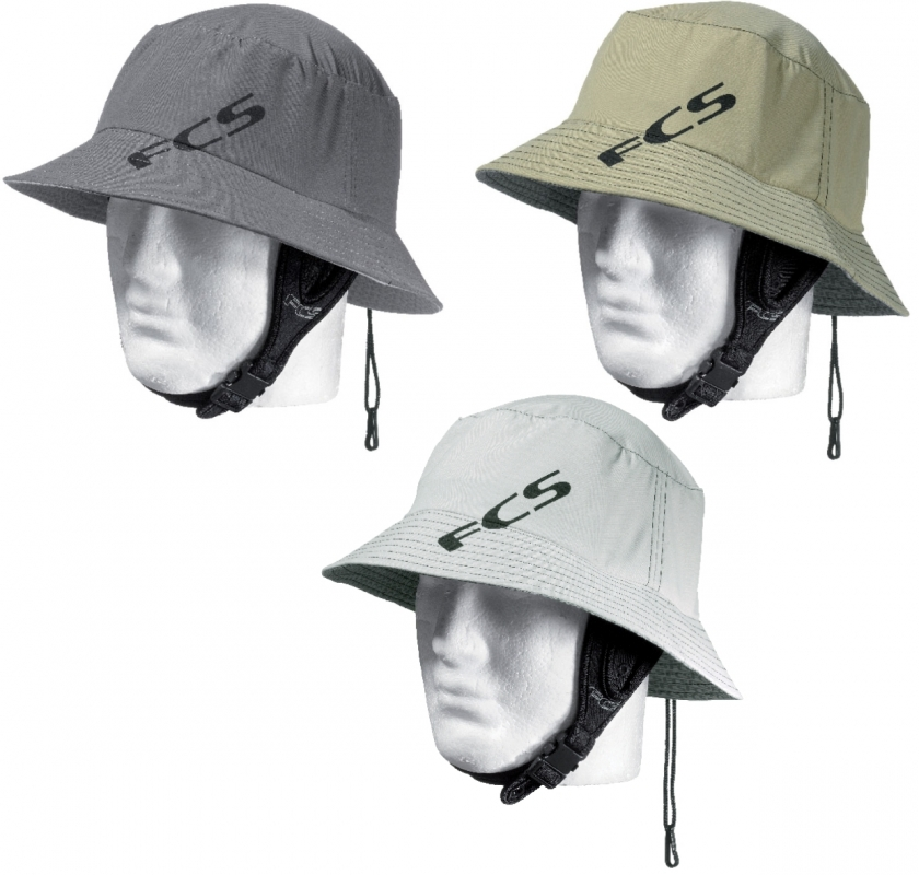 FCS Wet Bucket Indo Surf Hat