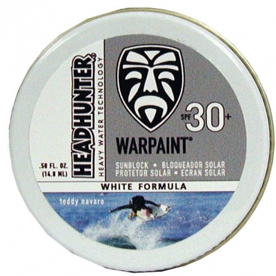 Headhunter Warpaint Sunblock White SPF30
