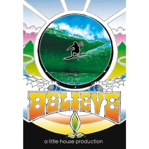 Believe Retro Surf DVD