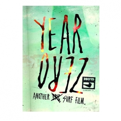 Year Zero Surf DVD and Blu-Ray Twinpack by Globe