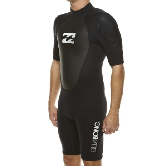 Billabong 2mm Intruder Mens Shorty Wetsuit