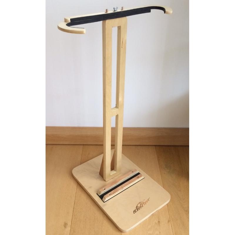 Alder Wooden Surfboard Floor Stand