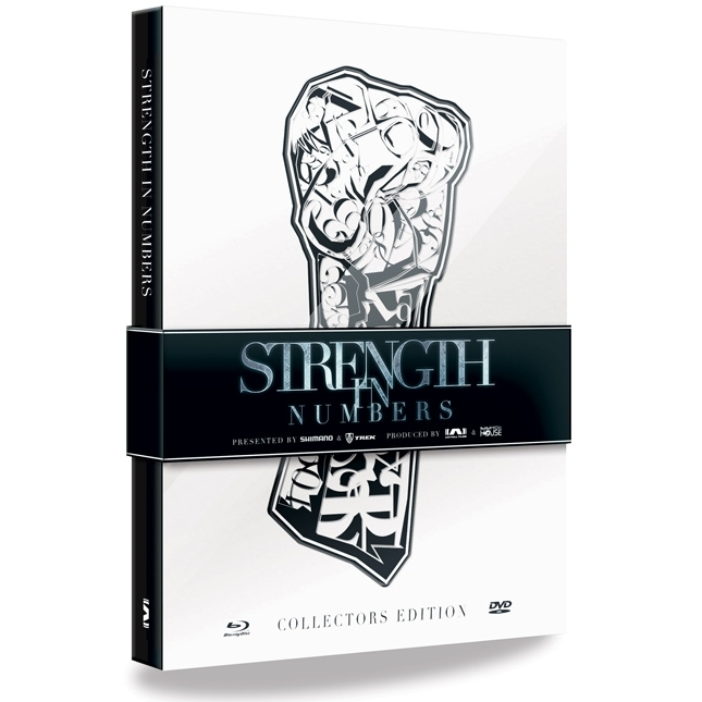 Strength In Numbers Mountainbike DVD and BluRay