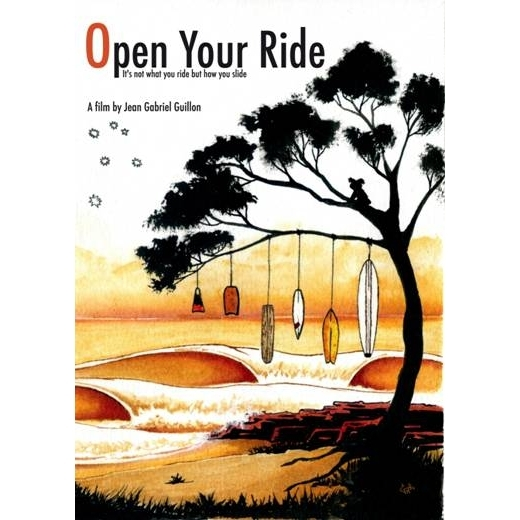 Open Your Ride Surf DVD