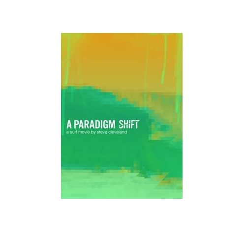 A Paradigm Shift Longboard Surf DVD