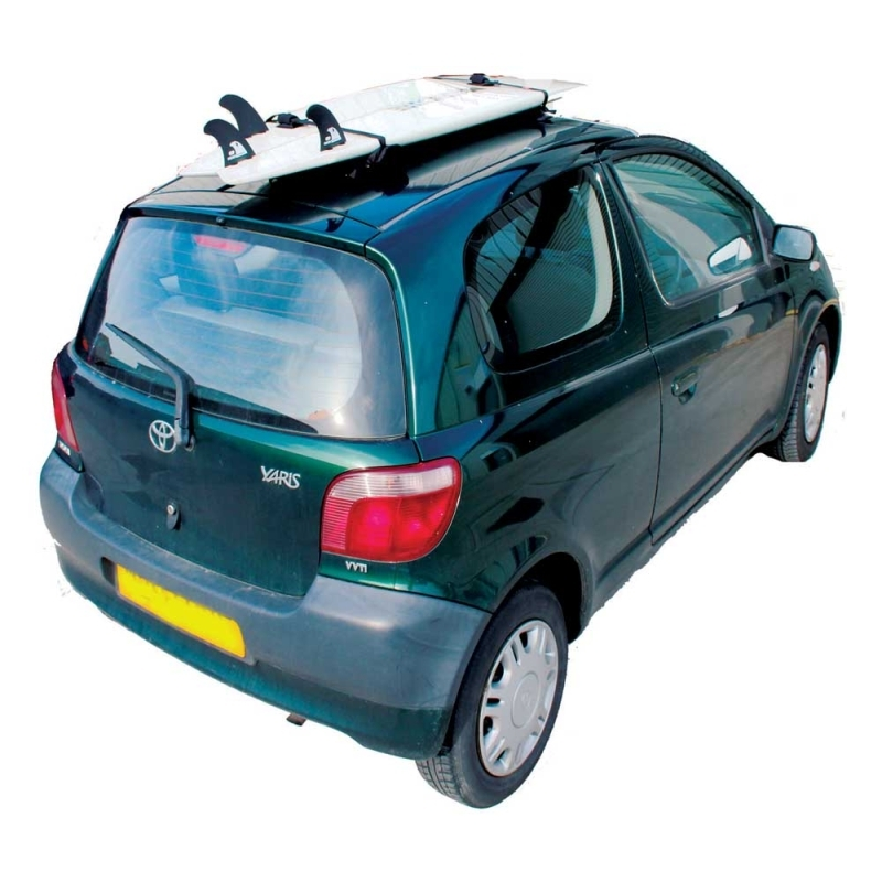 Northcore Surfboard Softrack for 3 Door Cars