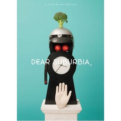 Dear Suburbia Surf DVD By Kai Neville