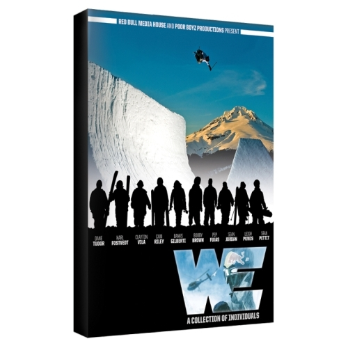 WE A Collection Of Individuals Ski DVD