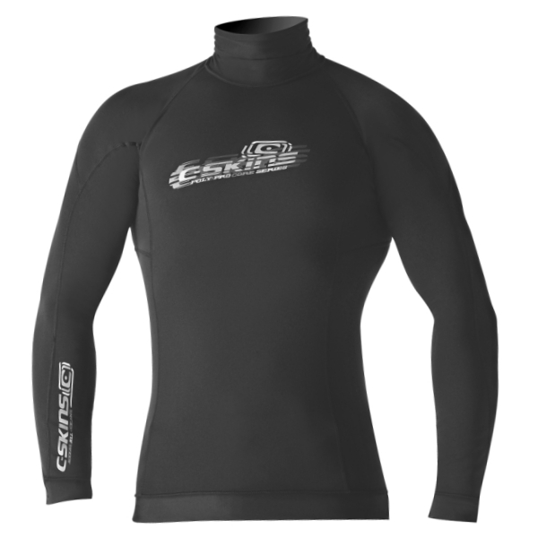 CSkins HDI Polypro Thermal Rash Vest Long Sleeve