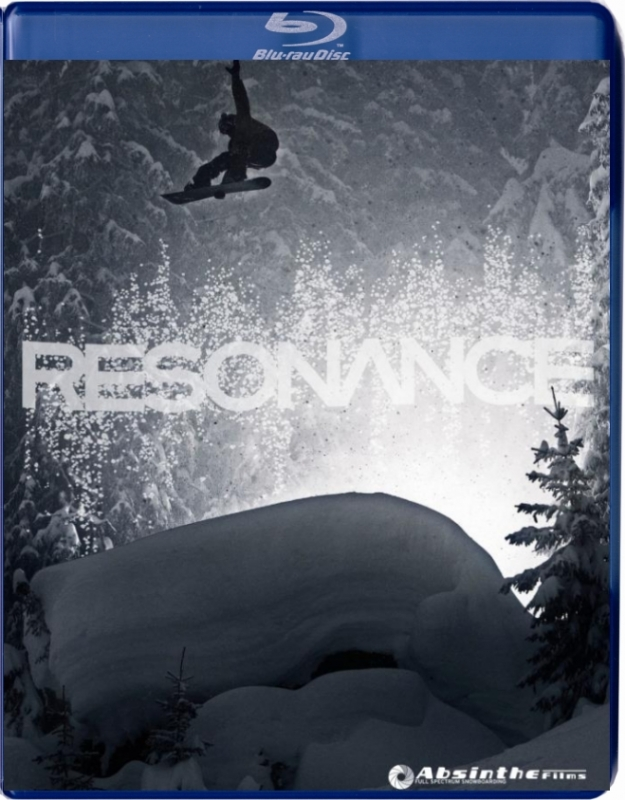 Resonance Snowboard Blu-Ray By Absinthe Films
