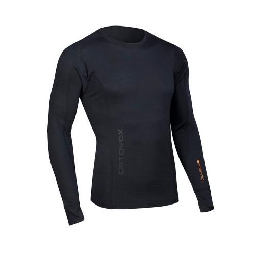 Ortovox Merino Wool Mens Long Sleeved Thermal Top