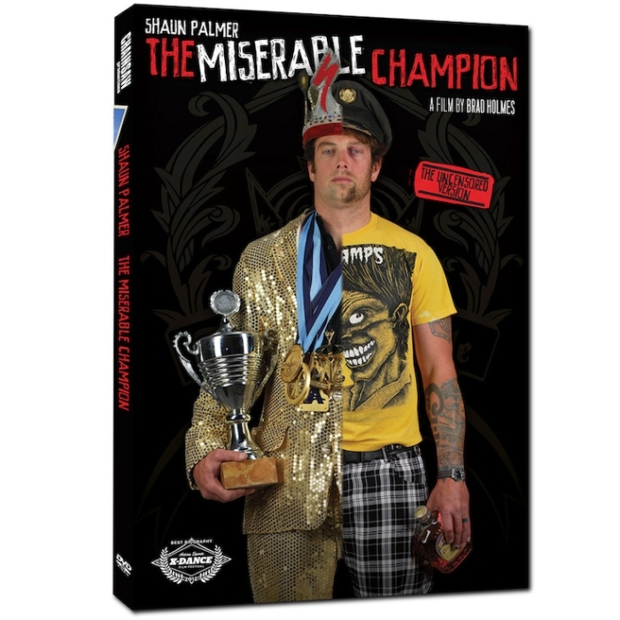 Shaun Palmer The Miserable Champion