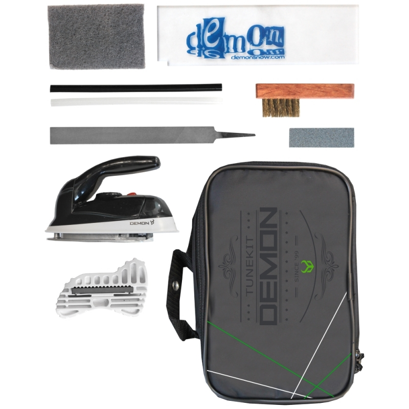 Demon DS7700 Complete Snowboard Tuning Kit
