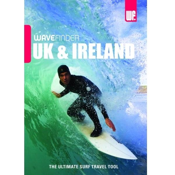 Wavefinder UK and Ireland Surf Spot Guide Book