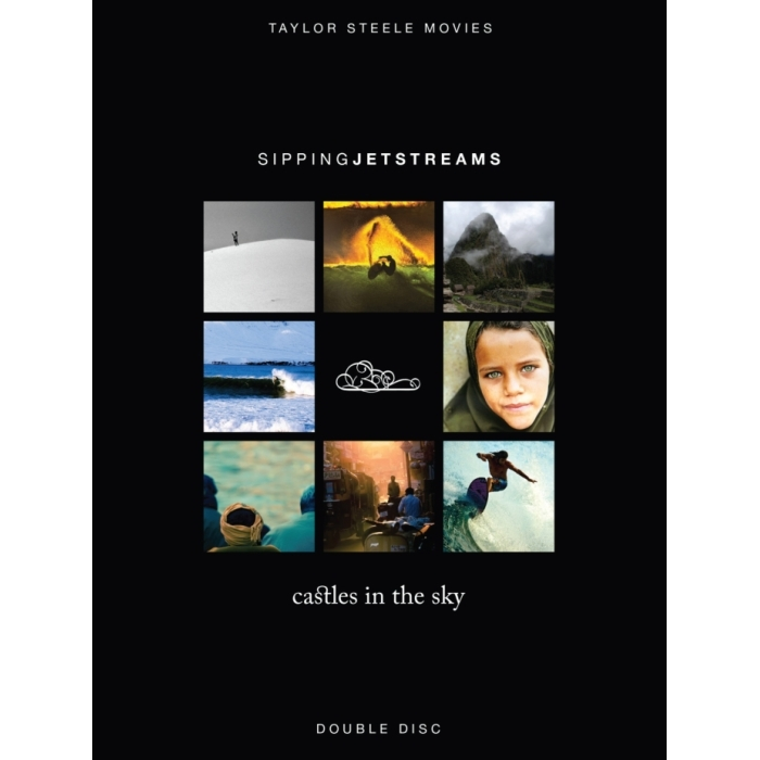 Sipping Jetsteams and Castles in The Sky DVD Twin Pack