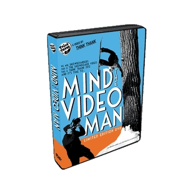Mind The Video Man Snowboard DVD By Think Thank
