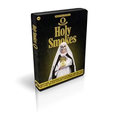 Holy Smokes Snowboard DVD By Keep The Change