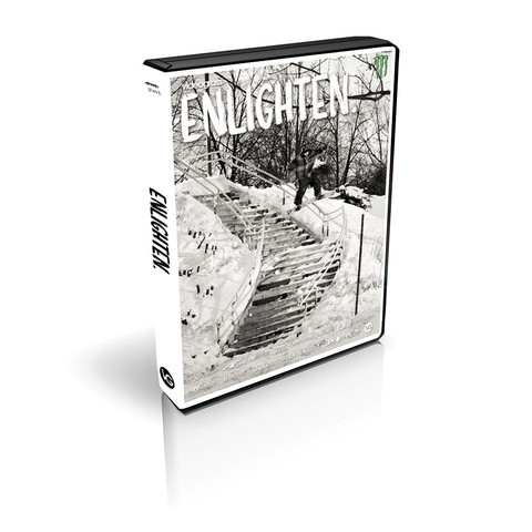 Enlighten Snowboard DVD By Videograss